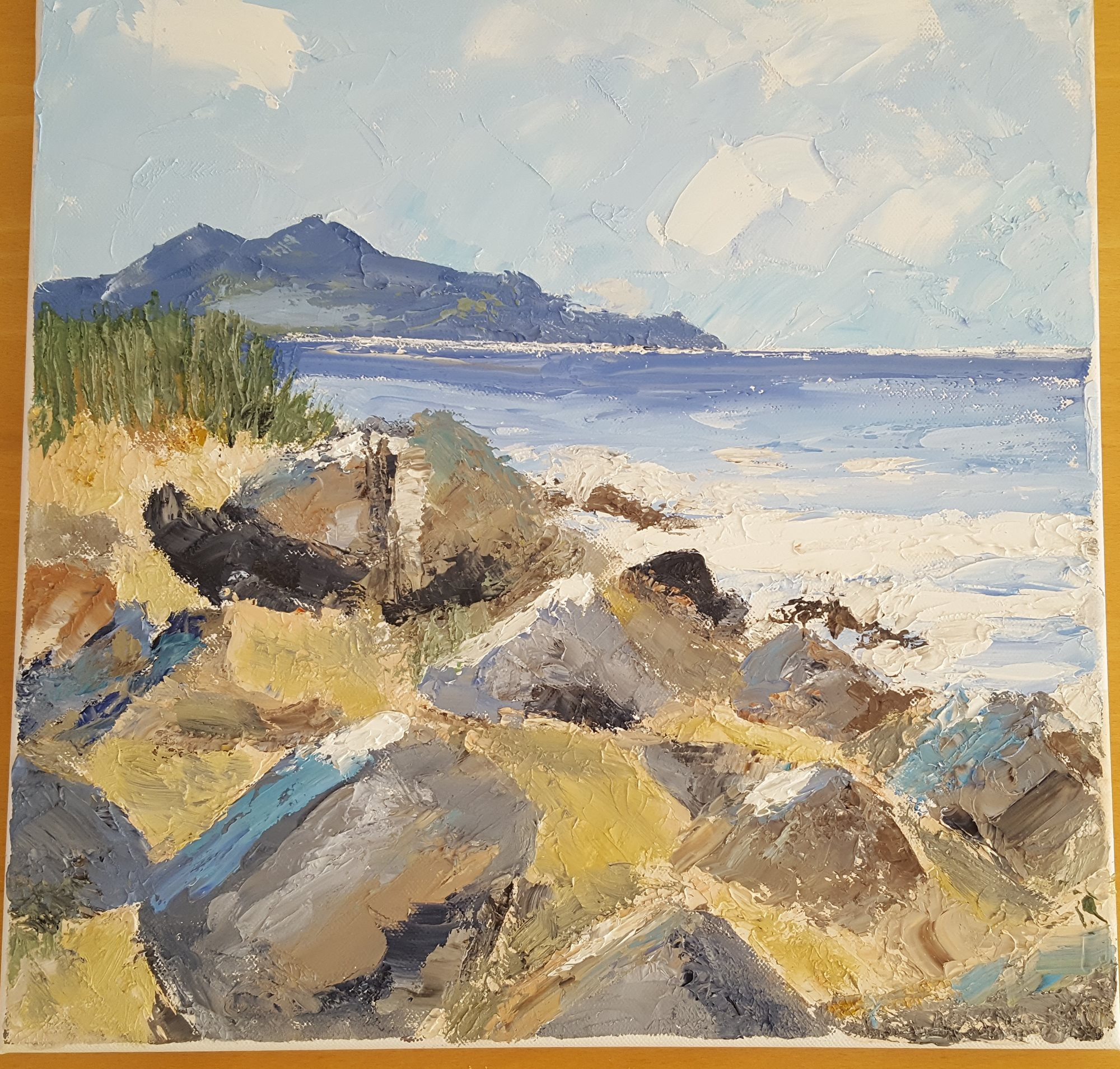 Rocky_Shore_£70_by_Helen_O_Connor